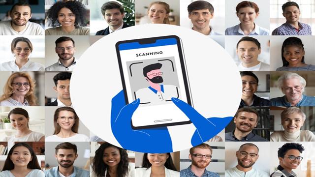 Una herramienta de reconocimiento facial que puede usar cualquiera